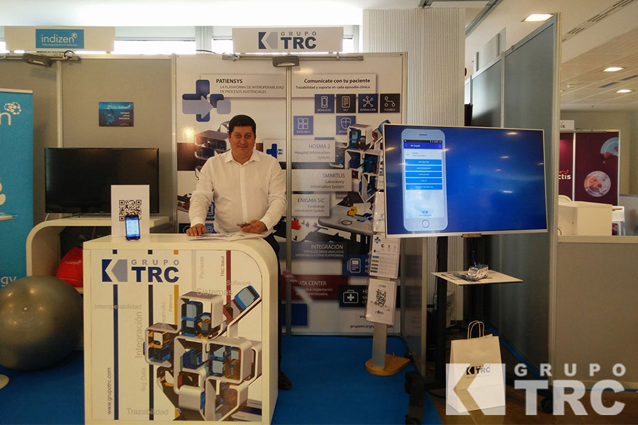 Grupo TRC Stand Inforsalud