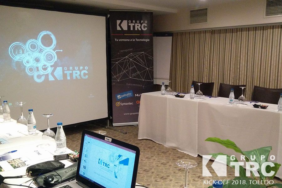 Kick off Grupo TRC 2018