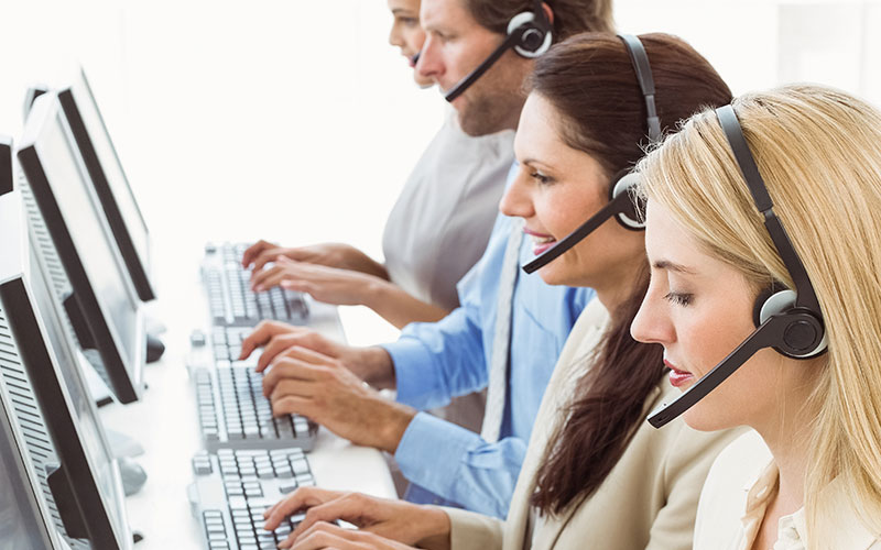 Exafield Call Center
